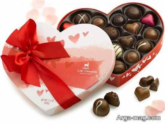نمونه هایی ایده آل و دوست داشتنی از تزیینات شکلات