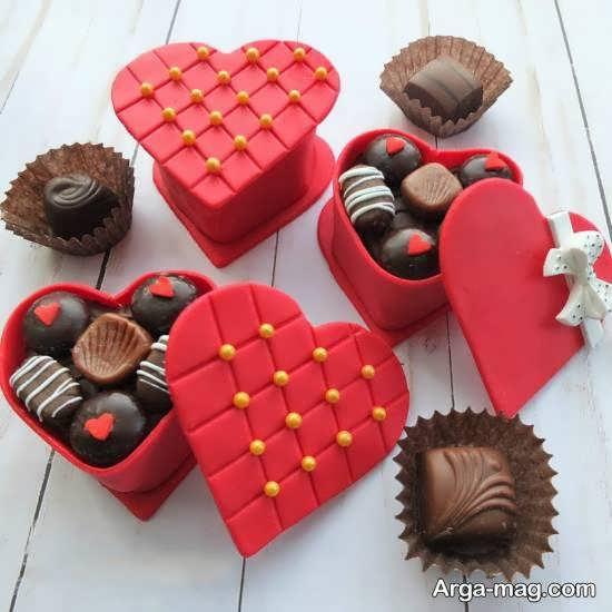 ایده های بینظیر و دوست داشتنی تزیین شکلات