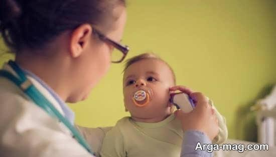 علل کم آبی نوزادان