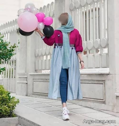 مدل لباس دخترانه برای عید 14000