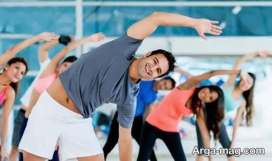 تاثیرات ورزش برای جوانی پوست