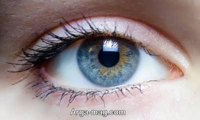 ویژگی چشم های آبی
