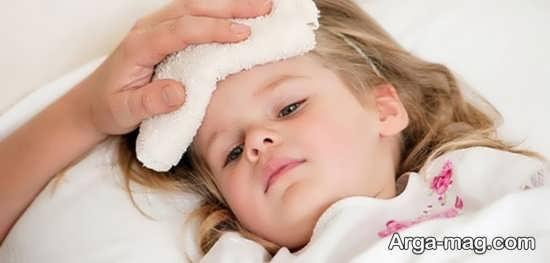 علل رایج سرماخوردگی مکرر اطفال