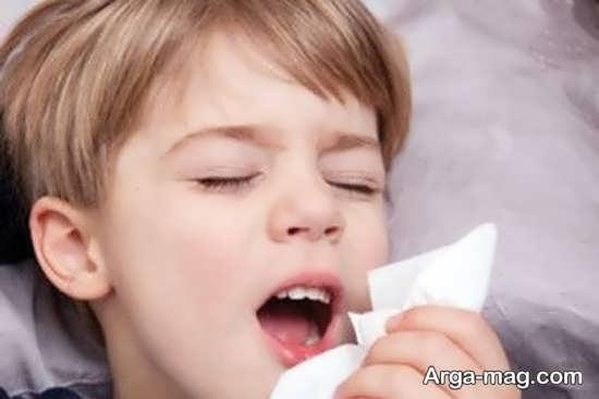شناخت عوامل سرماخوردگی مکرر اطفال