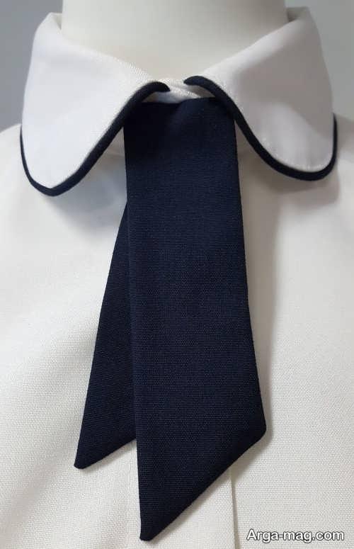 مدل کراوات رنگ تیره
