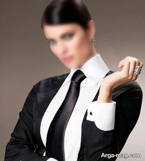 کراوات مشکی