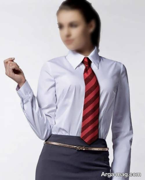 کراوات طرح دار
