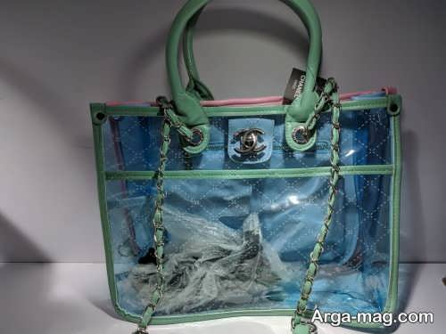 مدل کیف زیبا شیشه ای