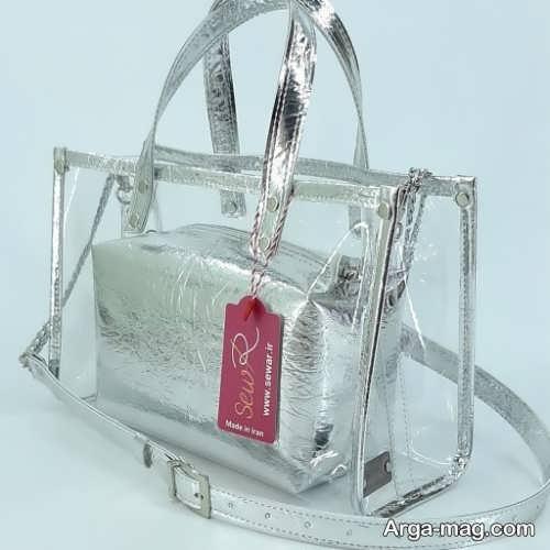 کیف شیک شیشه ای