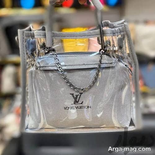 کیف زیبا شیشه ای