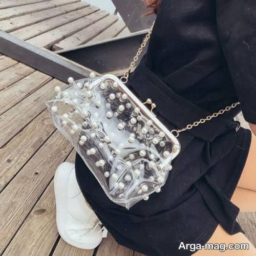 کیف شیشه ای مجلسی
