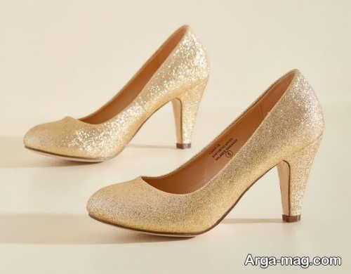 کفش زنانه پاشنه کوتاه