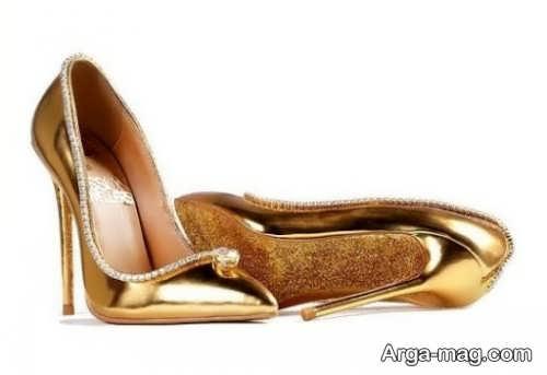 کفش پاشنه بلند زیبا