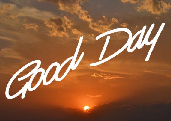 پیام روز بخیر