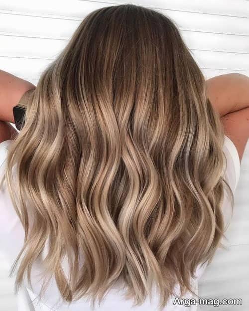 هایلایت موی زنانه