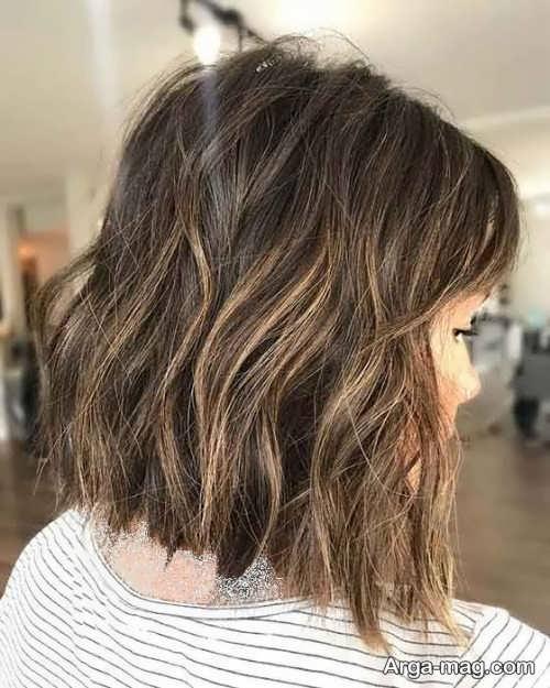 هایلایت زیبا برای موی زنانه