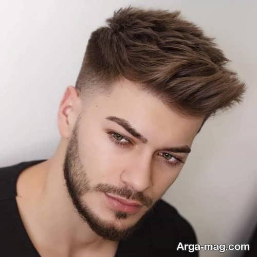 مدل استایل مو برای پسران