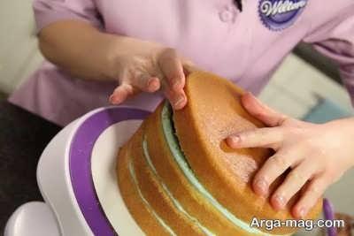 طرز تهیه فیلینگ کیک با چند دستور متفاوت