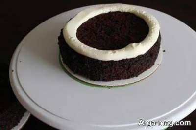 طرز تهیه فیلینگ کیک با چند روش
