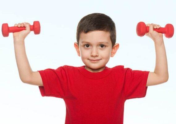 افزایش فعالیت بدنی