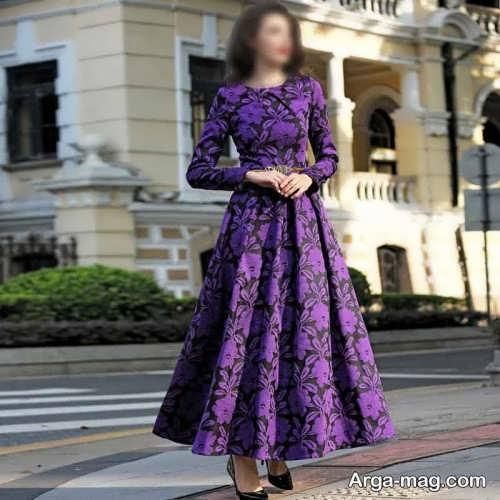 لباس شیک ژاکارد