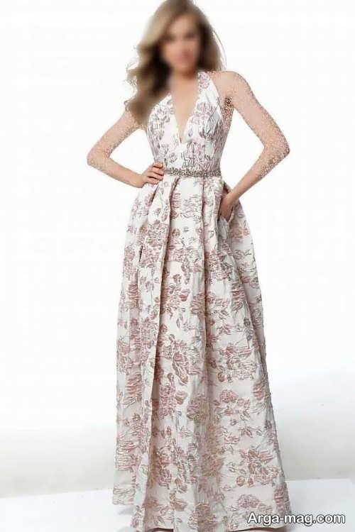 لباس زنانه ژاکارد
