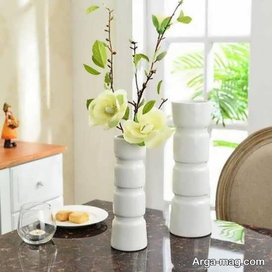 طرح هایی فوق العاده از گلدان بلند