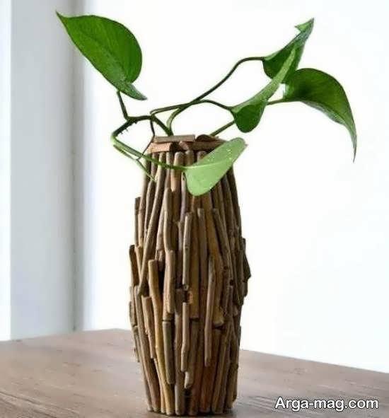 نمونه هایی بینظیر و خاص گلدان بلند