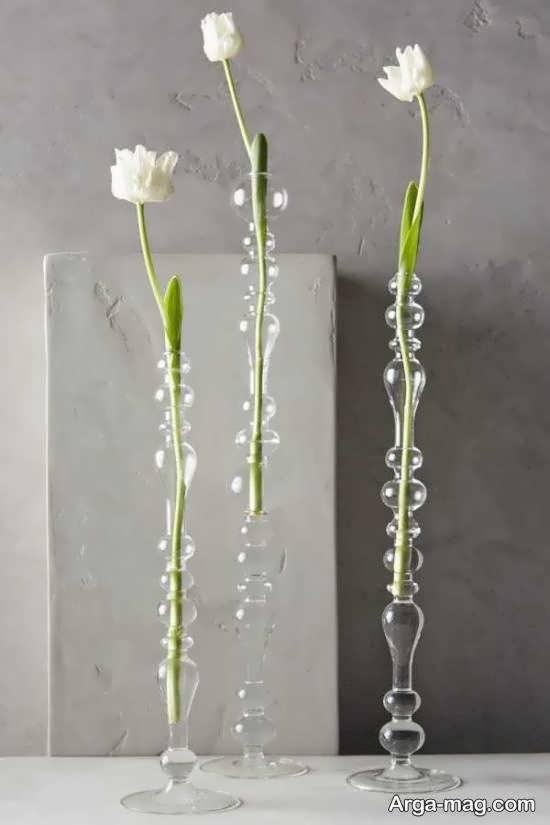 ایده هایی دوست داشتنی از مدل گلدان بلند