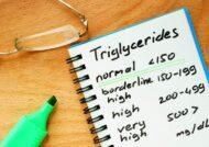 کاهش تری گلیسیرید