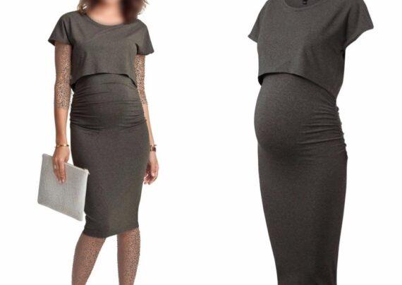 لباس بارداری برای آتلیه