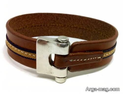 دستبند قهوه ای