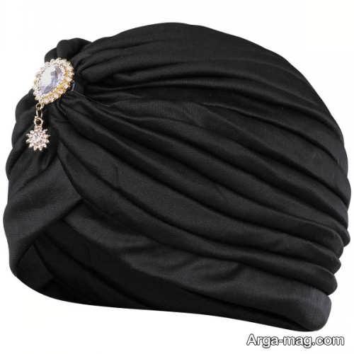 کلاه حجاب شیک