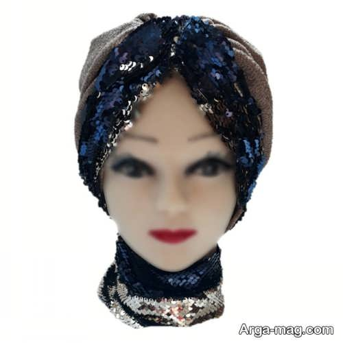 مدل کلاه حجاب زیبا