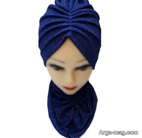 کلاه حجاب مجلسی زنانه