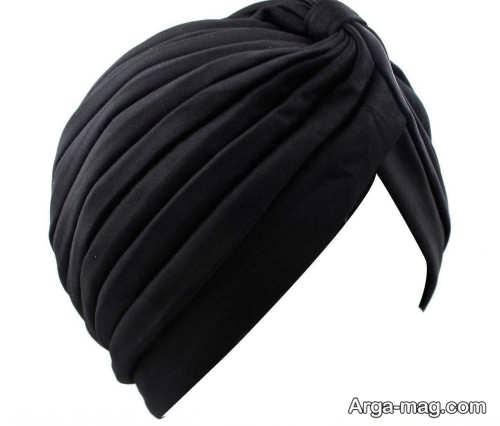 کلاه حجاب ساده