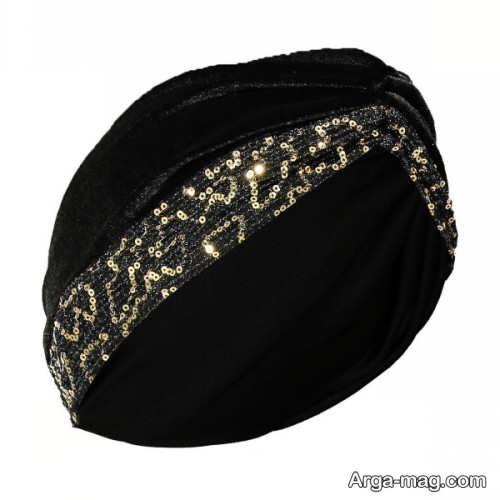 کلاه حجاب زیبا