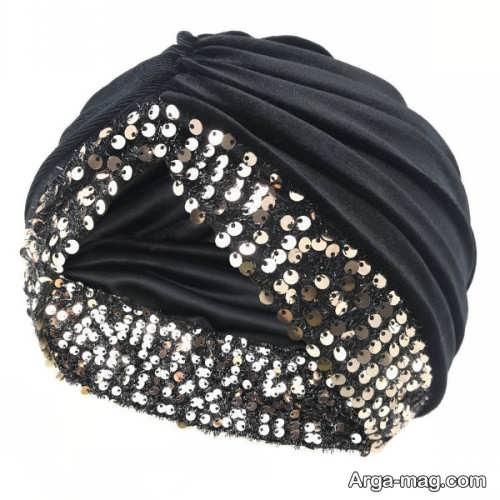 مدل کلاه حجاب شیک