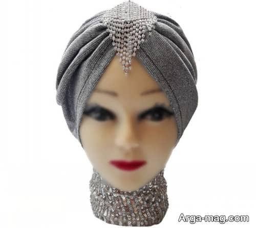 کلاه حجاب طوسی