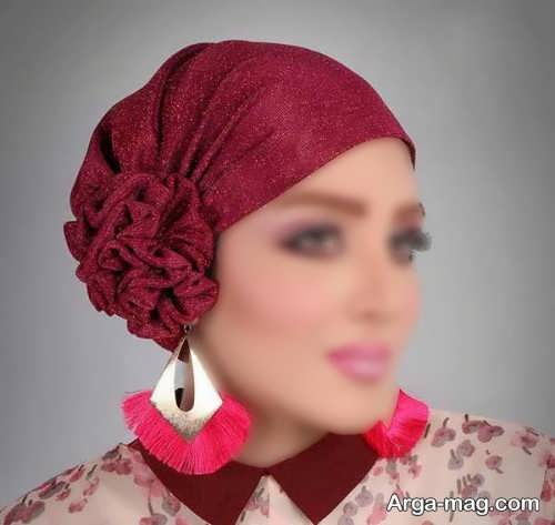 کلاه حجاب خاص