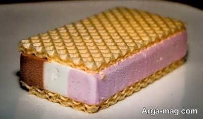 ژله بستنی نانی