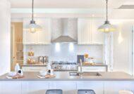 ایده هایی خارق العاده و متفاوت از نورپردازی اپن آشپزخانه