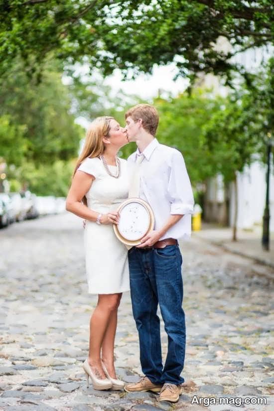 سری اول ژست عکس برای سالگرد ازدواج