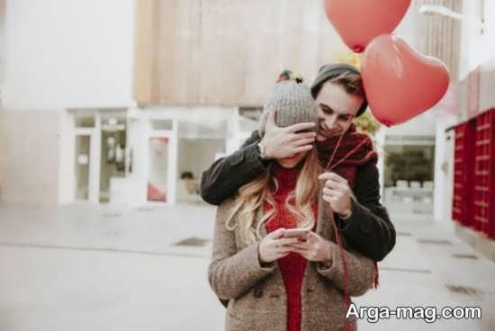 انواع جذاب و فیگور عکس برای سالگرد ازدواج