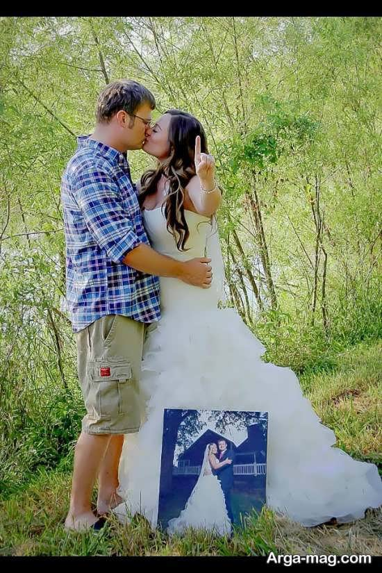 مجموعه ژست عکس برای سالگرد ازدواج