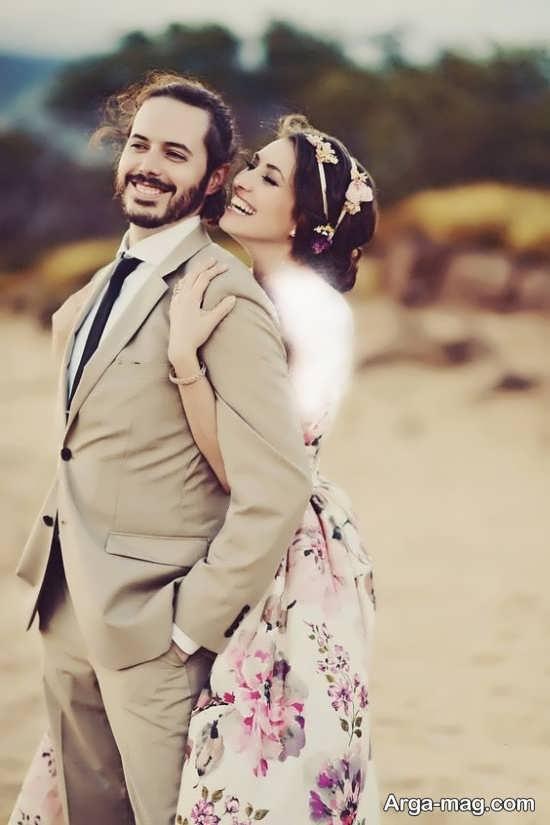 گلچین فیگور عکس برای سالگرد ازدواج