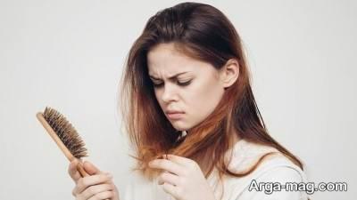 ریزش مو با استفاده از کنجد سیاه