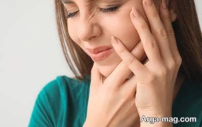 مشکلات ناشی از تلخی دهان