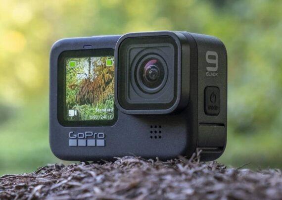 بررسی دوربین گوپرو ۹