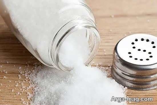تاثیر خوردن نمک در حاملگی